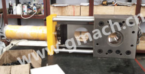 Hydraulic Filter- Slide Plate Type Hydraulic Screen Changer Melt Filtration System for Plastic Extruder pictures & photos
