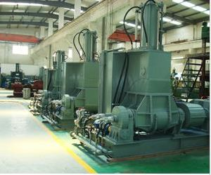 X (S) N-10 Rubber Kneader Kneading Machine/Dispersion Mixer with PLC Controller pictures & photos