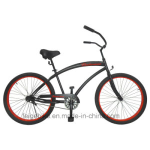 Hot Sale New Model Cruiser Bicycle Beach Bike (FP-BCB-C039) pictures & photos