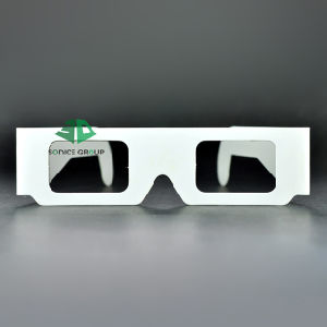 Paper Linear Polarized 3D Glasses (SNLP 018)