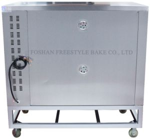 Stainless Steel Electric Bakery Deck Oven for Baking Pizza with Stone (WDL-2-4) pictures & photos