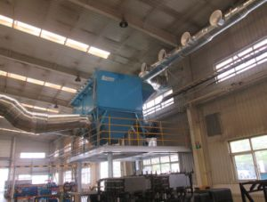 Industrial Welding Fume Extractor and Dust Collector for Multiple Weldng Station pictures & photos