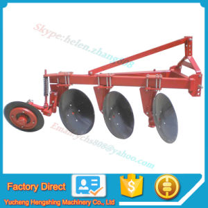Farm Machinery Mounted Yto Tractor Disc Plow pictures & photos