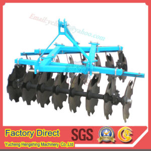 Agricultural Machine Farm Power Tiller Tractor Mounted Disc Harrow pictures & photos