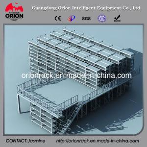 Steel Structure Platform Mezzanine Racking pictures & photos