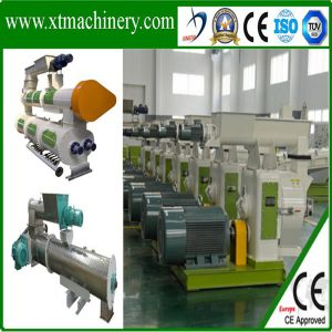 Rice, Bean, Straw, Corn, Poultry Feed Pellet Mill Machine pictures & photos