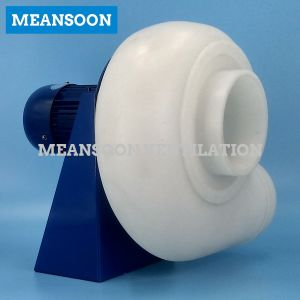 Plastic PP Anti Corrosive Centrifugal Radial Fan pictures & photos