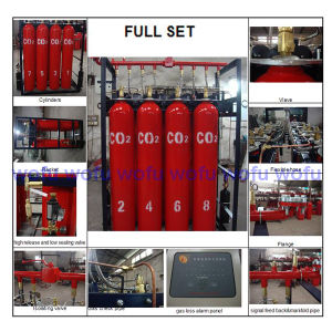 CO2 Gas Fire Extinguisher System pictures & photos