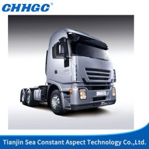 High Quality Saic Iveco Hongyan 380HP 4X2 Truck Head /Trailer Head / Tractor Truck of Euro 3 pictures & photos