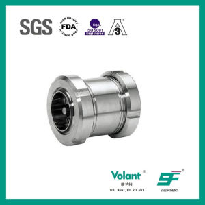 Sanitary Stainless Steel Slipknot Check Valve pictures & photos