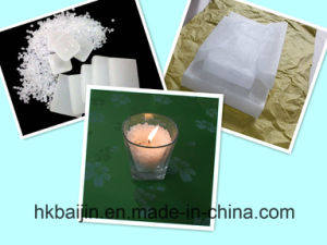 Kunlun brand Paraffin Wax 56/58/60/62 for Cosmetics and Candles pictures & photos