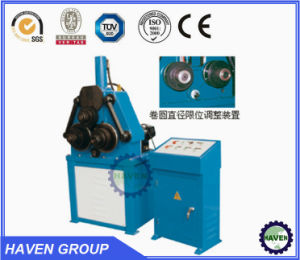 Mechanical Section Three Rollers Bending Machine pictures & photos