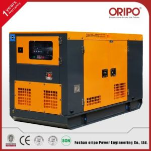 30kVA Silent Diesel Power Generator for Home Use pictures & photos