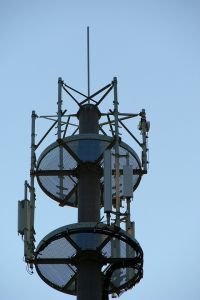 Manufacturing Angle Steel Communications Tower pictures & photos