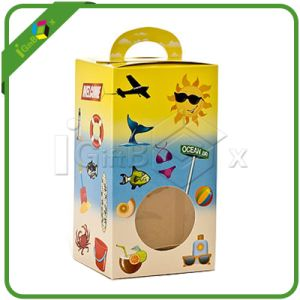 Kraft Color Fruit Packaging Box with Printing pictures & photos