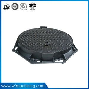 OEM Ductile/Grey Cast Iron Casting Manhole Covers for Septic Tank pictures & photos