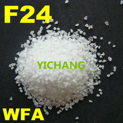 White Corundum for Abrasive Media & Refractory Raw Materials pictures & photos