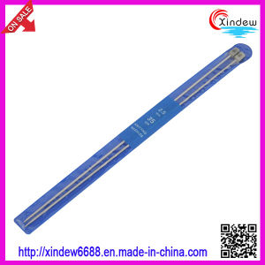 35cm Single Point Aluminum Knitting Needles (XDAK-001) pictures & photos