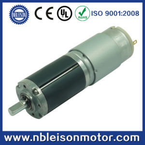 China 28mm 12 Volt 24 Volt Planetary Gear DC Motor pictures & photos