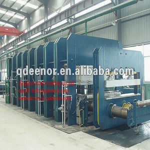Conveyor Belt Vulcanizing Press / Conveyor Belt Making Machine/ Rubber Conveyor Belt Machine pictures & photos