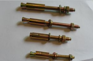 Heavy Duty Type Bolt Anchor pictures & photos