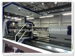 Heavy Duty Horizontal CNC Turning Grinding Lathe for Mining Mill (CG61160) pictures & photos
