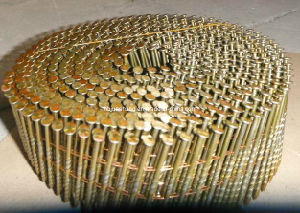 2.5mm*50mm 16 Degree Wire Coil Nails