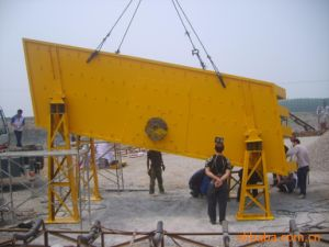 High Efficiency Ya Type Circular Vibrating Screen with Low Price (3YA1020) pictures & photos