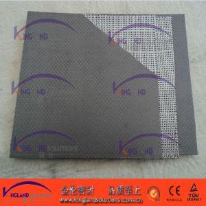 (KL1001G) Polish Graphite Non Asbestos Sandwich Sheet with Metal pictures & photos