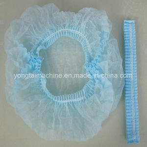 Fully Automatic Disposable Non-Woven Surgical Bouffant Cap Making Machine pictures & photos