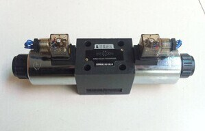 Hydraulic Valve Electromagnetic Directional Valve 4we10e30/AG24-Z5l pictures & photos