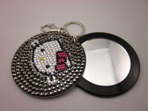 Fashion Crystal Decorated Bag Charm / Key Charm AC3366