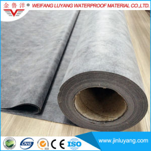 Polyethylene Polypropylene PP PE Compound Waterproof Membrane for Shower Room pictures & photos