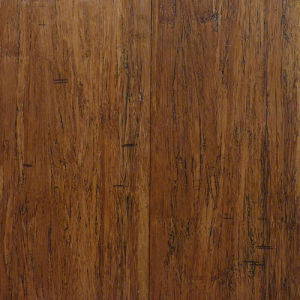 Antique Strand Woven Solid Bamboo Flooring pictures & photos