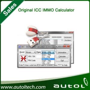 Original 2015 Icc IMMO Calculator Immobilizer Pin Code Reader, Key Code Reader, Icc IMMO Code Calculator pictures & photos