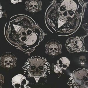 Tsau Top 0.5 Width Skull Hydrographic Printed Film pictures & photos