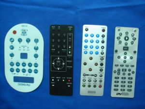 Control Keypad Circuit Print Overlay Keyboard Membrane Switch pictures & photos