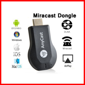 WiFi Display Receiver Dongle Chrome Cast Anycast TV Stick pictures & photos