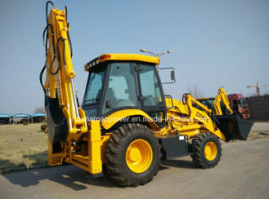 China Cheap Backhoe Loader Wz30-25 for Sale pictures & photos