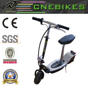 "Cheap Fun Escooters 24V 300W Folding Electric Scooter with 8"" Tyre pictures & photos"