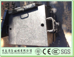 Cast Iron Weights Test Weight Balance Weights for Digital Scale Weighing Scale pictures & photos