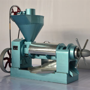 Diesel Engine Driven Cotton Seeds Oil Press pictures & photos