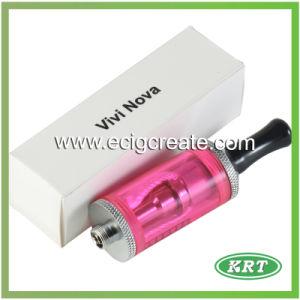 Dual & Double Coil Vivi Nova Atomizer, Tobacco Cigarettes, Clear Atomizer