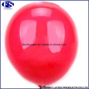 Manufacture Direct 10inches Standard Color Latex Round Balloon pictures & photos