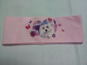 Cute Headband Printed with a Dog (BLH20148053) pictures & photos