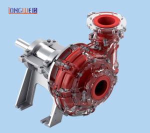 High Efficiency Slurry Pump