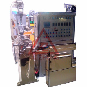 PVC Sheath Telecommunications Cable Extruder Machine pictures & photos