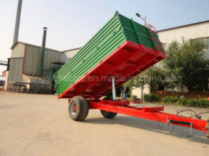 Tractor Trailer, Tractor Tipping Trailer pictures & photos