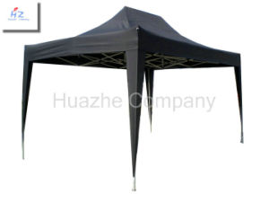 10ft X 15ft (3X4.5m) All Cross Folding Gazebo Folding Canopy Pop up Tent Easy up Gazebo Without Sidewall pictures & photos