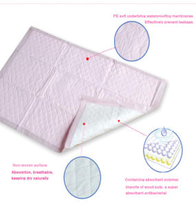 Without Color Disposable Sanitary Nursing Pads Fk-331 pictures & photos
